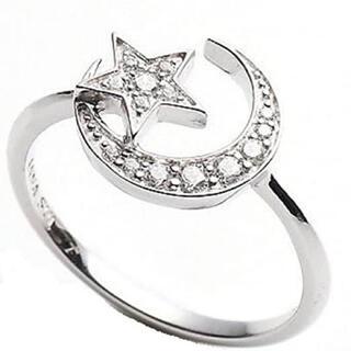 アナスイ(ANNA SUI)のシルバーリング(リング(指輪))
