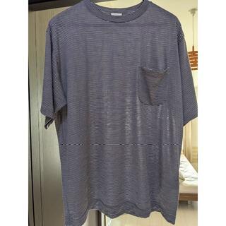 コモリ(COMOLI)のcomoli コモリ ウール天竺 半袖Tシャツ サイズ2 (Tシャツ/カットソー(半袖/袖なし))