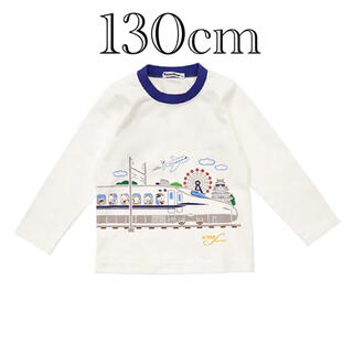 familiar - JR東海パッセンジャーズ×ファミリアコラボTシャツ 130cm 新品
