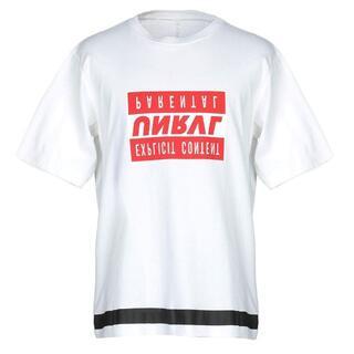 リックオウエンス(Rick Owens)の新品未使用 正規品  アンレーベルプロジェクト Tシャツ ホワイト(Tシャツ/カットソー(半袖/袖なし))