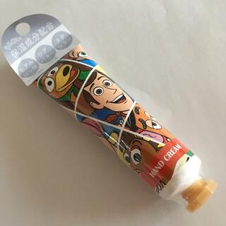ディズニー(Disney)のハンドクリーム ミルクの香り トイストーリー ウッディー バズ ポテトヘッド (ハンドクリーム)