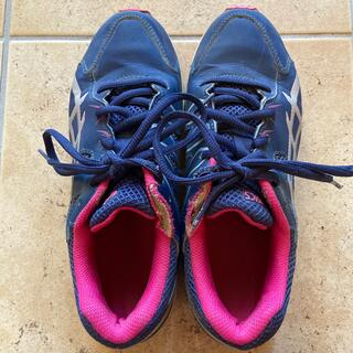 asics - asics アシックス 運動靴 22.5センチ