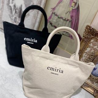 エミリアウィズ(EmiriaWiz)のエミリアウィズ♡キャンバスバッグ(ハンドバッグ)
