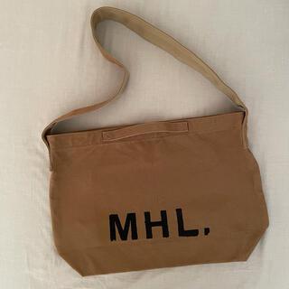MARGARET HOWELL - MHL トートバッグ