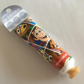 ディズニー(Disney)のハンドクリーム ミルクの香り トイストーリー バズ ウッディー ポテトヘッド (ハンドクリーム)