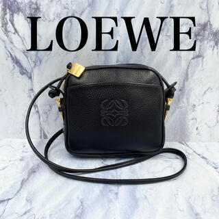 LOEWE - 【極美品】1点物‼️オールドロエベ★2wayショルダーバッグ ゴルフ ポシェット