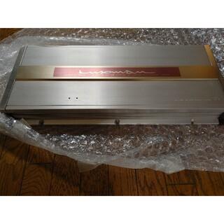 高級ハイエンドアンプ、LUXMAN CM-6000 当時定価の36.7万円