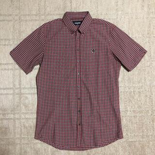 ディースクエアード(DSQUARED2)のディースクエアード メンズ 半袖 シャツ(シャツ)