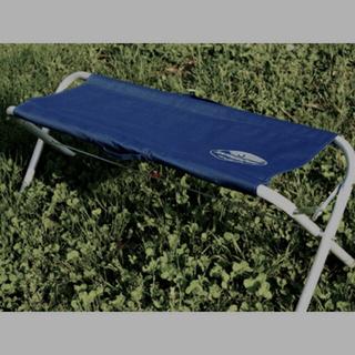 キャプテンスタッグ(CAPTAIN STAG)の2台セット ワンタッチ折畳み長椅子(テーブル/チェア)