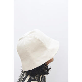 コモリ(COMOLI)のMASU WINDMILL HAT size48【新品】(ハット)