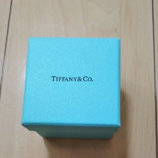 ティファニー(Tiffany & Co.)のティファニー 空箱 指輪(その他)