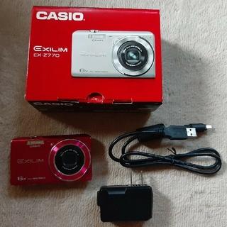 CASIO - CASIO EXILIM EX-Z770 デジタルカメラ