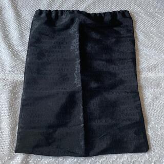 ドルチェアンドガッバーナ(DOLCE&GABBANA)のDOLCE&GABBANA 保存袋 ブラック(ショップ袋)