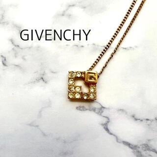 GIVENCHY - 【GIVENCHY】ジバンシィ ゴールドGロゴ ネックレス