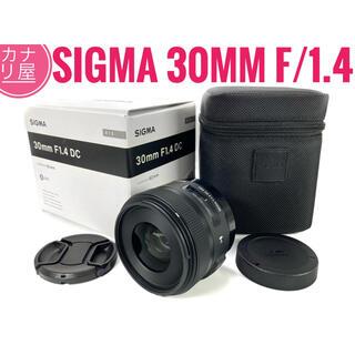 SIGMA - ✨美品✨SIGMA 30mm f/1.4 Art DC HSM CANON