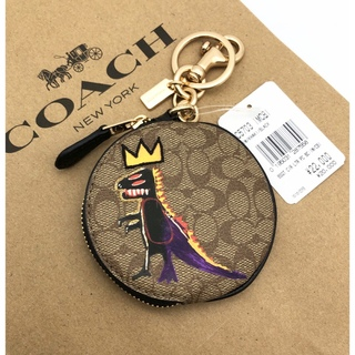 COACH - 【COACH X BASQUIAT☆新品】完売品!大人気!コインケース!チャーム