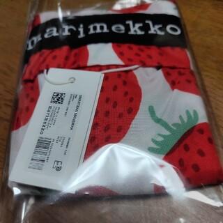marimekko - マリメッコ エコバッグ strawberry