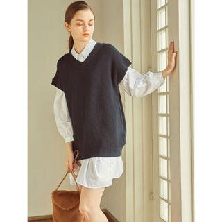 アメリヴィンテージ(Ameri VINTAGE)のACYM  Classic mini shirt ワンピース(ミニワンピース)