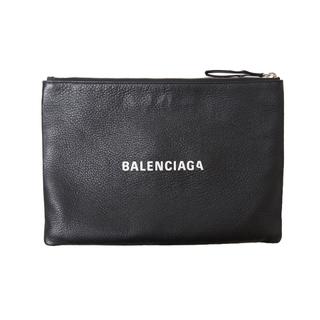 バレンシアガ(Balenciaga)のバレンシアガ BALENCIAGA ショッピングクリップM クラッチバ【中古】(セカンドバッグ/クラッチバッグ)