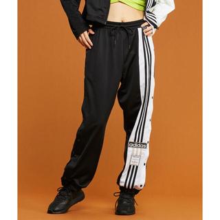 adidas - アディブレイク トラックパンツ adidas  S blackpink