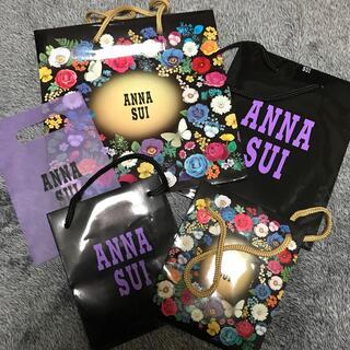 アナスイ(ANNA SUI)の【ANNA SUI】ショップ袋(ショップ袋)