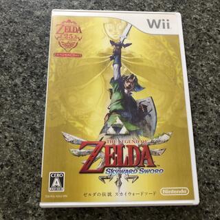 任天堂 - ゼルダの伝説 スカイウォードソード Wii