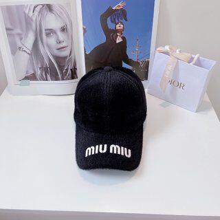 miumiu - MIUMIU  帽子