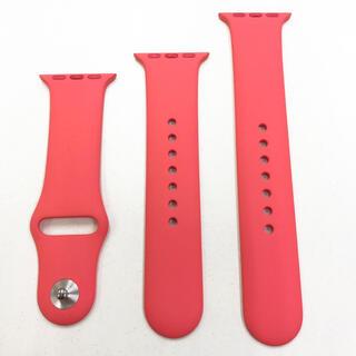 アップルウォッチ(Apple Watch)のアップル純正バンド Apple Watch 38mm 40mm(ラバーベルト)
