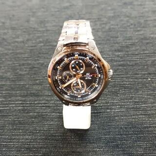 エディフィス(EDIFICE)のカシオ エディフィス 腕時計(腕時計(アナログ))