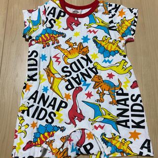 アナップキッズ(ANAP Kids)の夏物ロンパース ANAPKIDS(ロンパース)
