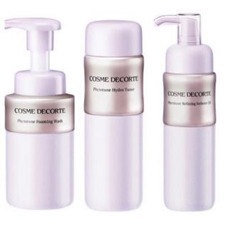 COSME DECORTE - コスメデコルテ フィトチューン 洗顔 化粧水 乳液ER 3点セット 各200ml