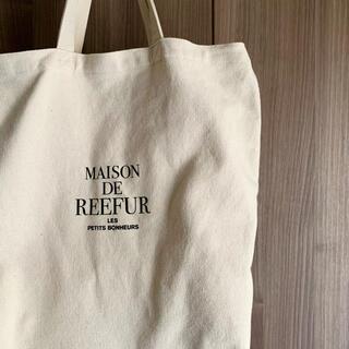 メゾンドリーファー(Maison de Reefur)のメゾンドリーファー トートバッグ(トートバッグ)