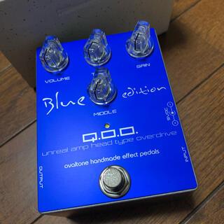 Ovaltone Q.O.O blue edition(エフェクター)