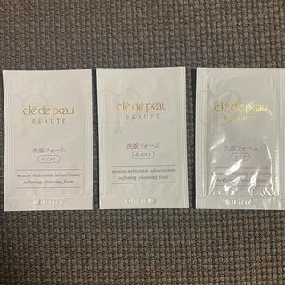 クレドポーボーテ(クレ・ド・ポー ボーテ)のクレドポーボーテ  洗顔フォーム サンプル(洗顔料)