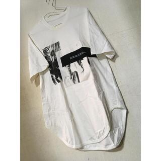 ユリウス(JULIUS)の格安早い者勝ち! JULIUS パッチ加工カットソー(Tシャツ/カットソー(半袖/袖なし))