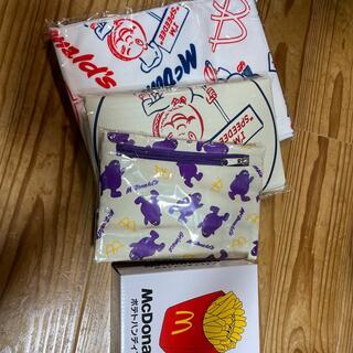 マクドナルド(マクドナルド)のマクドナルド☆2021年夏福袋(ノベルティグッズ)