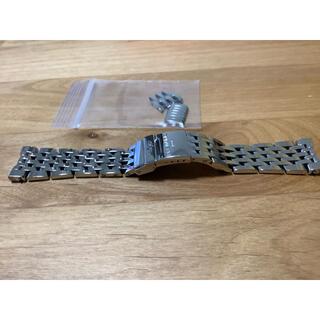 ブライトリング(BREITLING)のBREITLING ブライトリング ナビタイマー 純正ステンレスブレス22mm(腕時計(アナログ))