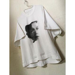 ユリウス(JULIUS)の格安早い者勝ち! JULIUS フェイスプリントTシャツ(Tシャツ/カットソー(半袖/袖なし))