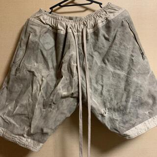 laid back US Mail Basket Style Shorts