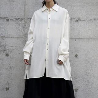 Yohji Yamamoto - kujaku ロングシャツ