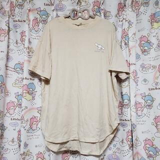 サンリオ(サンリオ)のシナモロール大きいサイズトップス(Tシャツ(半袖/袖なし))
