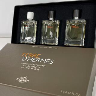 エルメス(Hermes)のHERMES エルメス テールドゥエルメス 香水 セット ギフト ミニ香水 美品(香水(男性用))