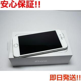 アイフォーン(iPhone)の新品 SIMフリー iPhone8 256GB シルバー (スマートフォン本体)