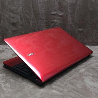 エヌイーシー(NEC)のハイスペックノートPC・SSD・i5-3230M・RAM 8GB(ノートPC)