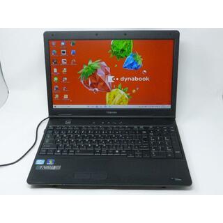 東芝 - ノートパソコン 東芝 B551/E Corei3 Office2019