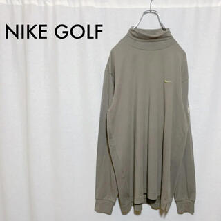 NIKE - 【美品】NIKE GOLF ナイキゴルフ ロックネック ウェア 長袖 ロンT