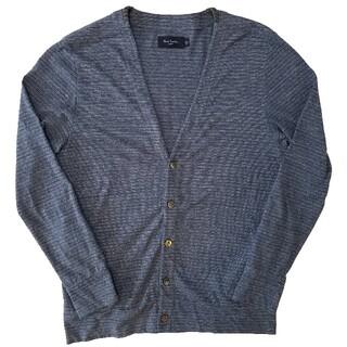 ポールスミス(Paul Smith)のPaul Smith JEANS V-neck Cotton Cardigan(ニット/セーター)