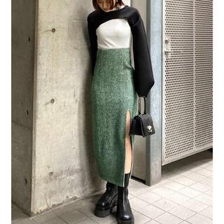 EMODA - ★新品タグ付き★ ストレートロングスカート