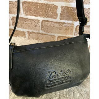 Dakota - Dakota ダコタ ショルダーバッグ 黒 本革