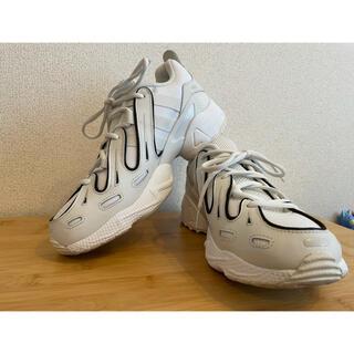 adidas - アディダス adidas スニーカー ホワイト 26.5cm  ee7744